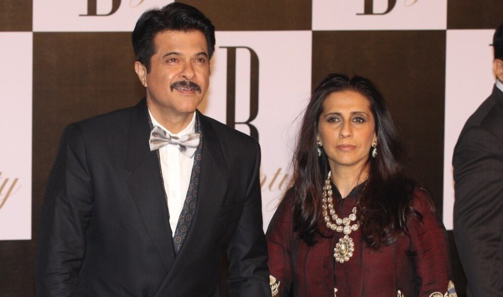 Sunita Kapoor (Anil Kapoor Wife) Wiki, Biography, Age, Images