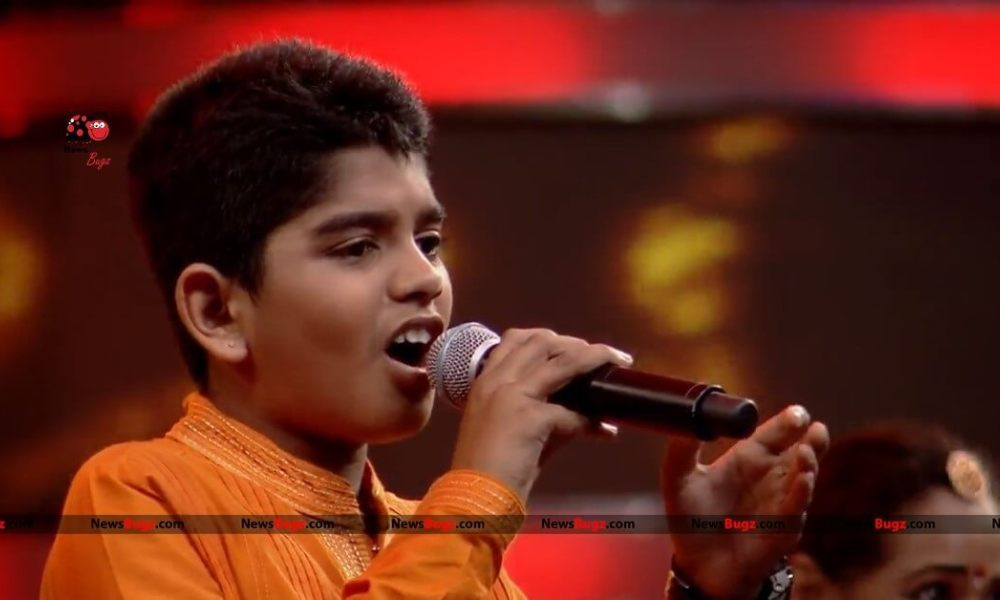 Super Singer Anand Bairavsharma Wiki, Biography, Age, Songs, Images