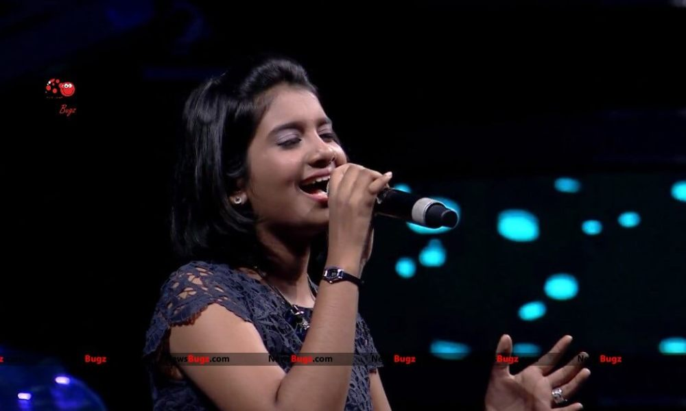 Super Singer Anushya Wiki, Biography, Age, Songs, Images