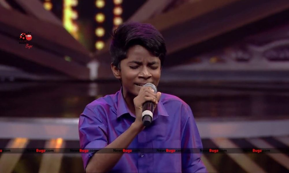 Super Singer Dhanush Wiki, Biography, Age, Songs, Images