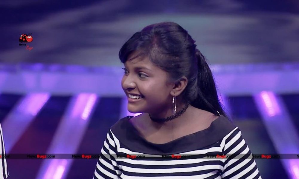 Super Singer Drishya Wiki, Biography, Age, Songs, Images
