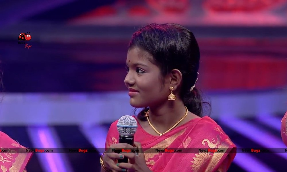 Super Singer Vidhyarupini Wiki, Biography, Age, Songs, Images