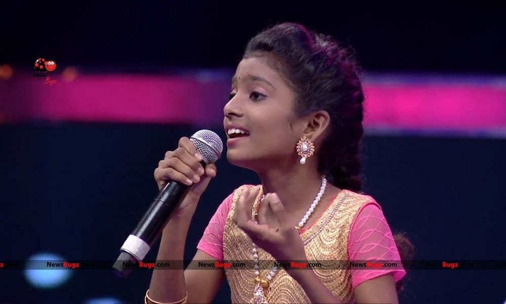 Super Singer Vishalini Wiki, Biography, Age, Songs, Images