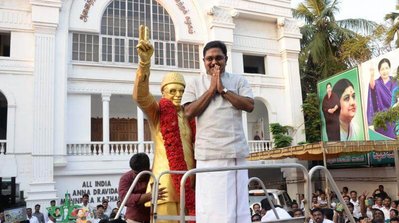 T. T. V. Dhinakaran Wiki, Biography, Political Party, AIADMK, Caste, Family