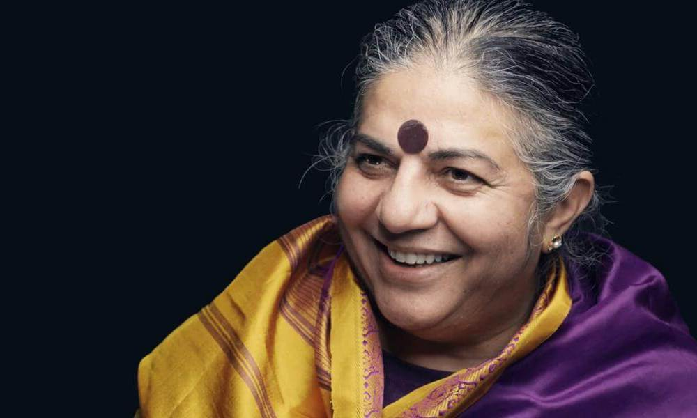 Vandana Shiva Wiki, Biography, Age, Videos, Images