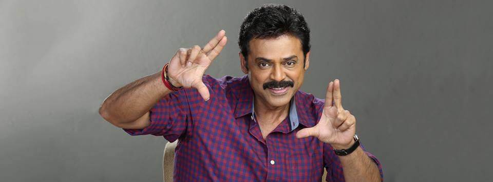 Venkatesh Daggubati Wiki, Biography, Age, Movies List, Family, Images