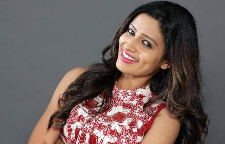 VJ Sangeetha Wiki, Biography, Age, Serials, TV Shows, Images
