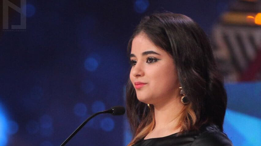 Zaira Wasim Wiki, Biography, Age, Height, Weight, Family, Movies, Images,
